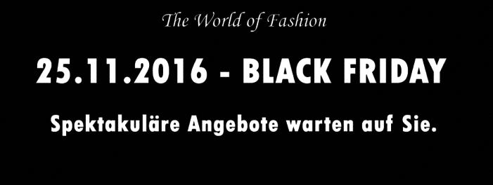 25.11.2016 BLACK FRIDAY